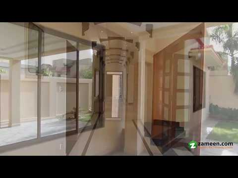 1 KANAL BRAND NEW HOUSE FOR SALE IN GOVERNMENT EMPLOYEES COOPERATIVE HOUSING SOCIETY (GECHS) LAHORE