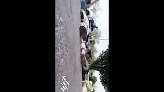 Теракт в Иране на военном параде