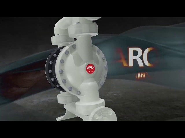 Ingersoll Rand EXP Air Operated Diaphragm Pumps