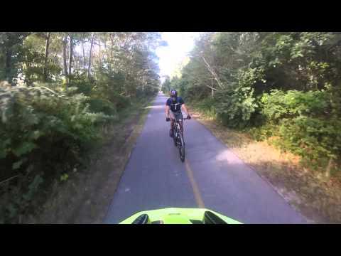 Shining Sea Bikeway Cape Cod 🎼, Massachusetts