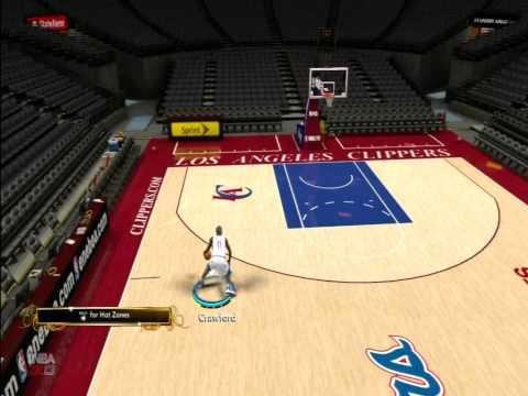NBA 2K13 STEP BACK/Euro Step Glitch!: TIPS And Tricks (BARELY MISS)