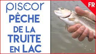 Pêche de la Truite en Lac à la Bombette avec Cannes Maver