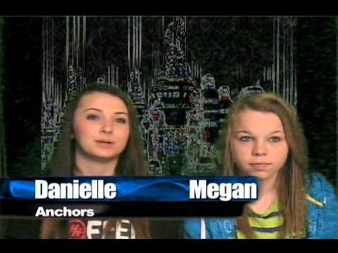 Hillside Junior High School Daily Announcements from Boise, Idaho USA; march 5, 2013