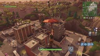 [PS4] Début de game prolifique à Tilted Towers (Condensé)
