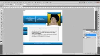Урок по созданию сайта [Визитка] [RadeR-Studio]-Часть 2