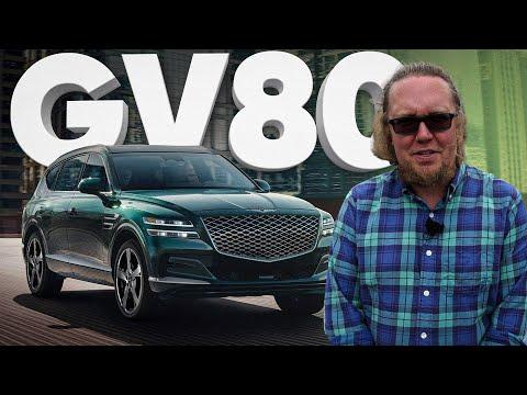 Genesis GV80 - Большой тест-драйв