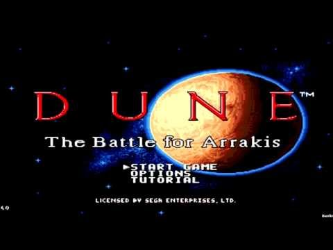 Dune 2: Battle for Arrakis Full Soundtrack