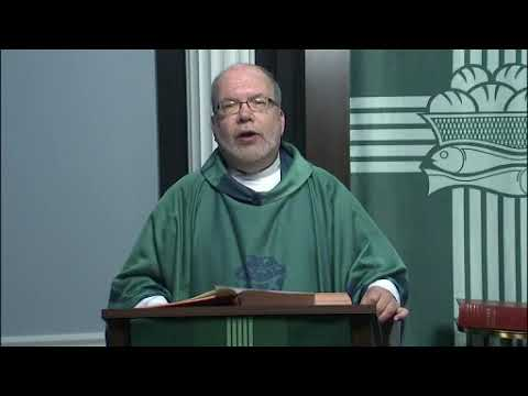 TV Mass Homily 2018 10 28