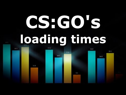Can CS:GO's loading times be reduced?