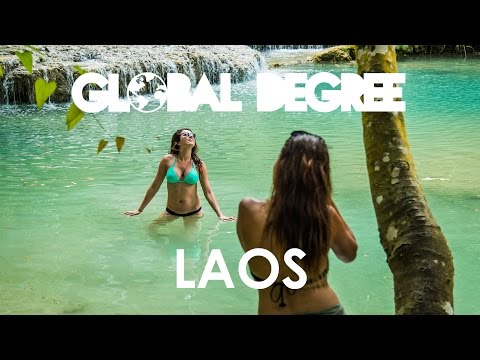 Laos - Legendary Tubing Pub Crawl!