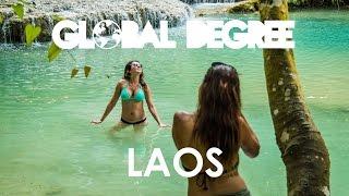 Laos - Legendary Tubing Pub Crawl!