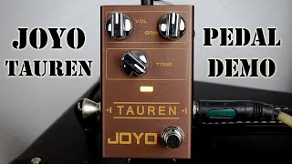 Joyo R-01 Tauren Overdrive - Guitar Pedal Demo