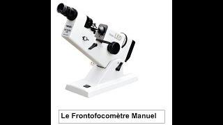 ETSO BTS OL 2019 Correction le frontofocomètre manuel