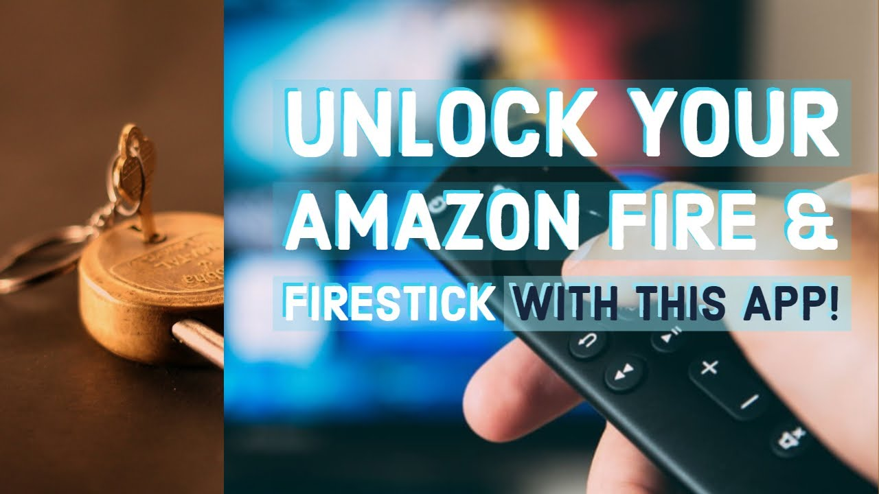 firestick how to unlock