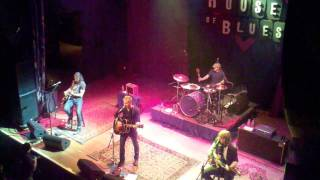 Lifehouse San Diego House of Blues December 19 2010 Acoustic.mov