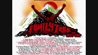 BOB MARLEY FAMILY TREE MIXTAPE BY YAADCORE CD1