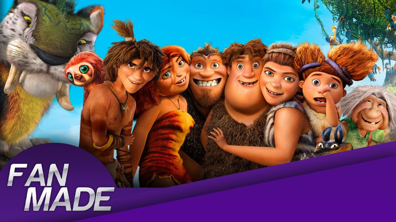 fan made los croods 2 póster hd youtube
