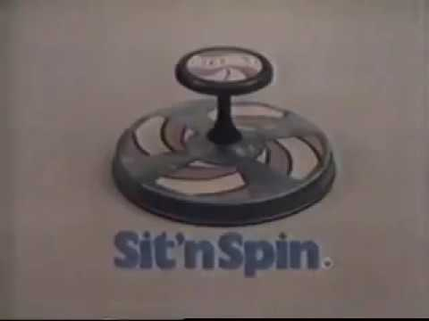 Sit'n'Spin from Kenner Products (1977)
