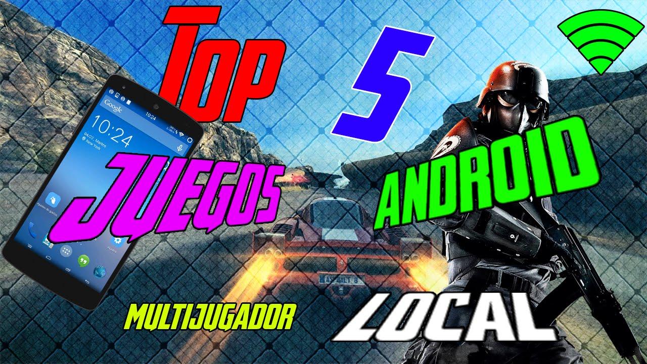 Top 5 Juegos Android Online Local Juega Con Amigos Sin Internet
