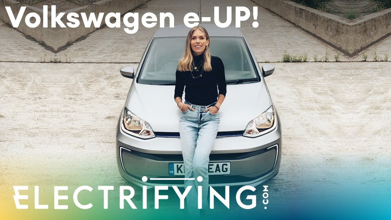 Volkswagen e-UP! 2020: In-depth review with Nicki Shields / Electrifying