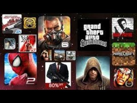 {100mb} DOWNLOAD ALL PPSSPP GAMES IN ONE APK FOR FREE ANDROID