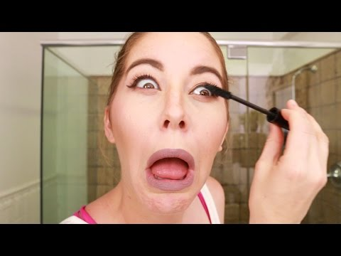 Thumbnail: Thoughts You Have While Putting On Makeup