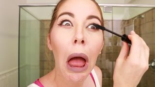 Thoughts You Have While Putting On Makeup