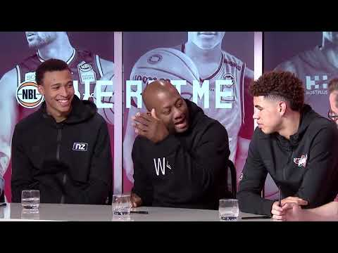 Off-Season NBL Overtime - LaMelo Ball and RJ Hampton Edition