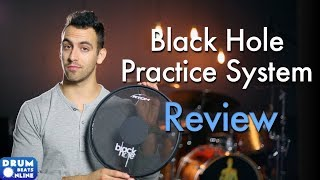 The RTOM Black Hole Practice System - Review   Drum Beats Online