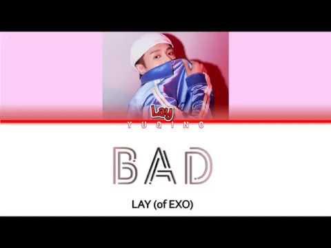 Lay Bad Lyric / Lyrics Video | English (Colour Code)