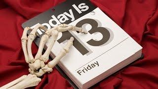 Chuyện Lạ Có Thật - Thứ 6 ngày 13 xui xẻo và chuyện mê tín đáng sợ