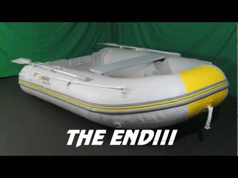 Sportek Km270 Inflatable Boat Unboxing Youtube Best quality inflatable kayaks at lowest prices in usa. youtube