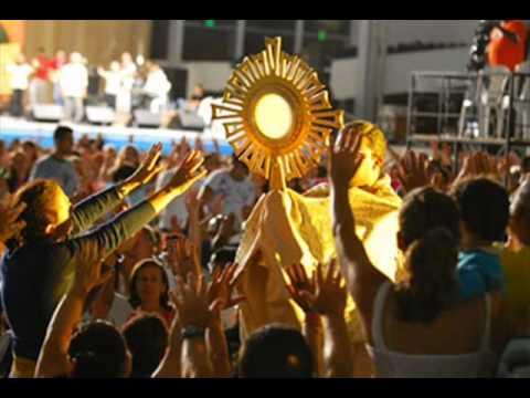 sacramento-da-comunhÃo---ana-lÚcia-e-diÁc.nelsinho-corrÊa-e-amigos