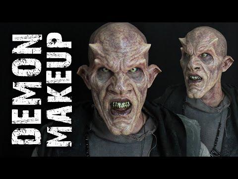 Demon Makeup w/ Ian von Comer