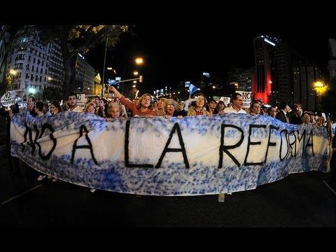 Argentina's message war