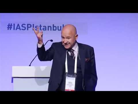 IASP Congress - Baybars Altuntas - Technoparks & Angel Inves