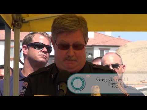 San Diego Miramar College | Fire Science & EMT Training Facility | Groundbreaking Ceremony