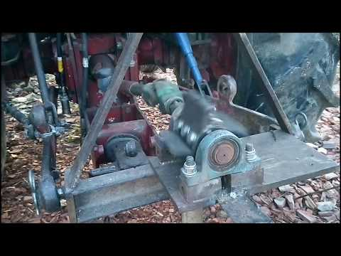 DIY Wood Chipper Machine