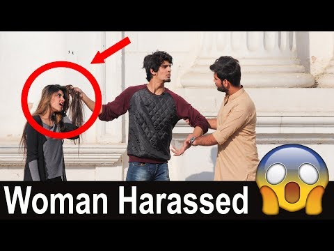Harassing Women | Social Experiment Gone Wrong