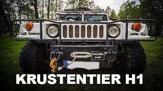 Hummer H1 - Geländewagen-Vorstellung I 4x4 Passion # 35