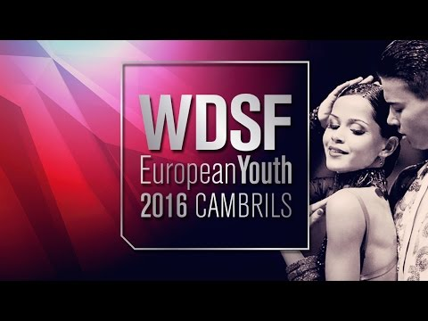 The Final Reel | 2016 European Youth LAT | DanceSport Total
