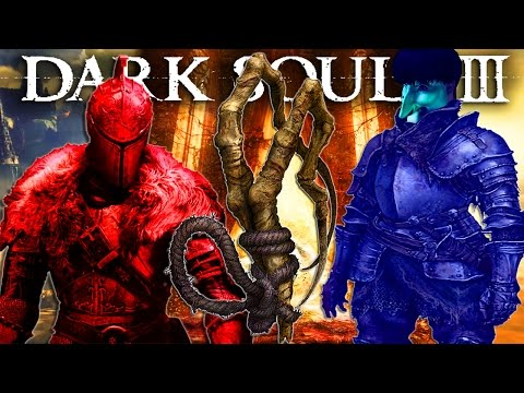Dark Souls 3: Prod & SUBS Take On THE RINGED CITY & INVADERS (Dried Finger Playthrough LS)