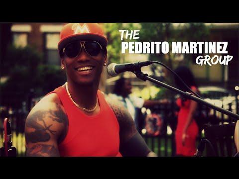"""The Pedrito Martinez Group, Canta Pedrito Martinez """"La Havana"""""""