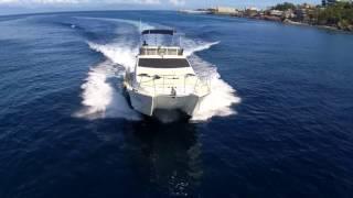 Monte Fino Yacht C45 SportFishing Power Catamaran