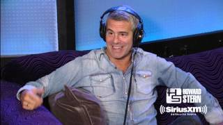 Andy Cohen On His Friendship With Anderson Cooper
