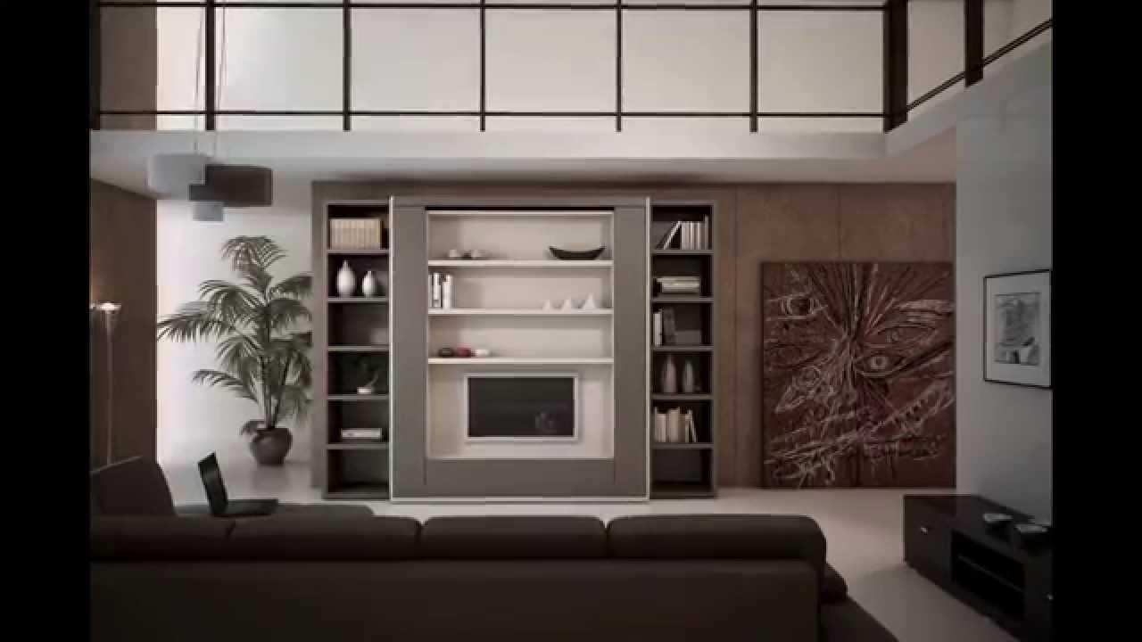 konvert arredamenti trasformabili - one room, two live! - youtube - Mobili Trasformabili Verona