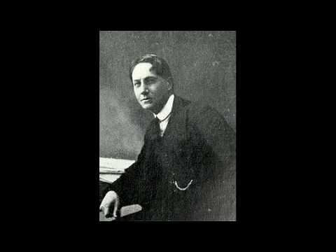 Franco Alfano: Divertimento per orchestra con pianoforte obbligato - La Rosa Parodi (1961)