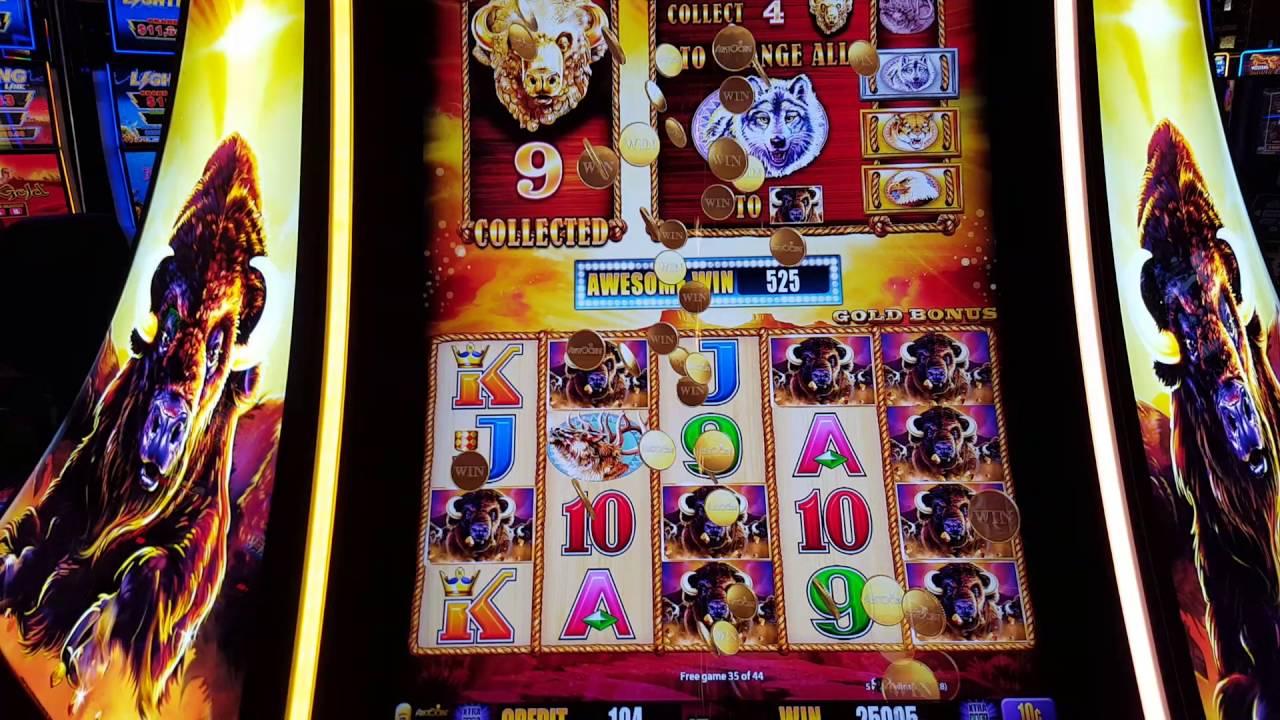 Buffalo Gold Slots