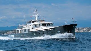 Кругосветное путешествие на яхте OCEA Commuter 108 Abely Wheeler