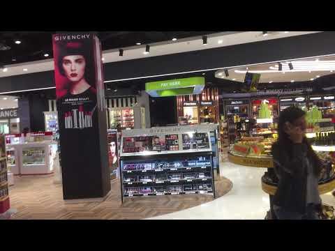 Auckland duty free walk through video December 2017